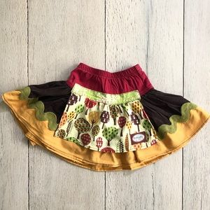 Persnickety Apron Full Skirt (12 months)